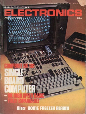 Practical Electronics - August 1979